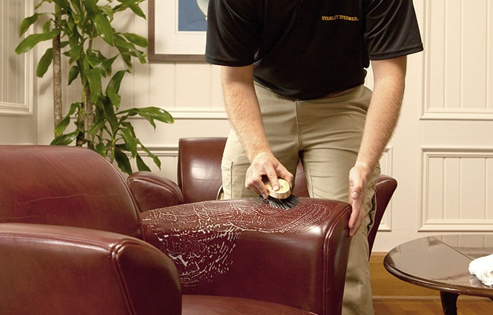 Top Leather Couch Cleaning Tips – Custom Dry